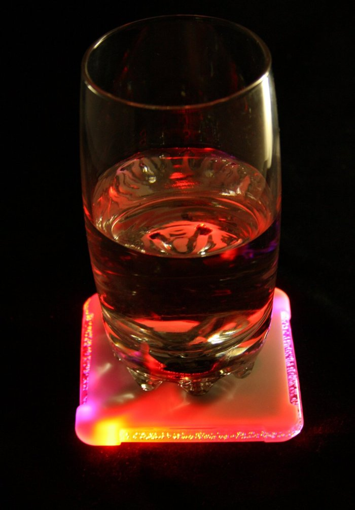 neon light-coasters
